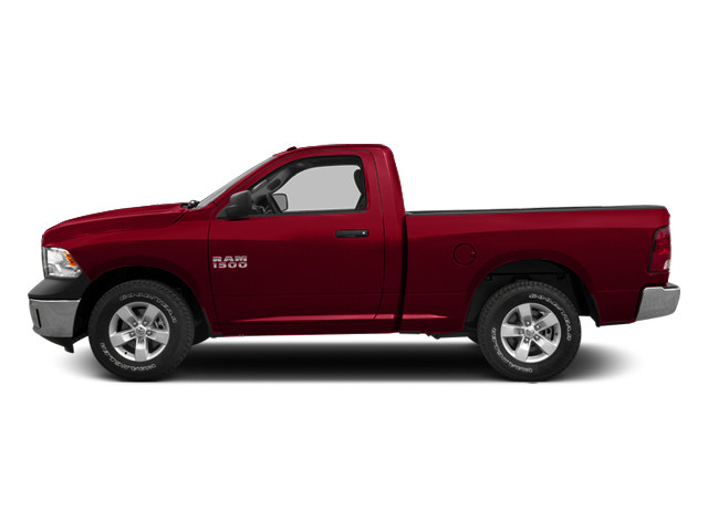 Agriculture Red 2014 Ram Truck 1500 Pictures 1500 Regular Cab Tradesman 4WD photos side view