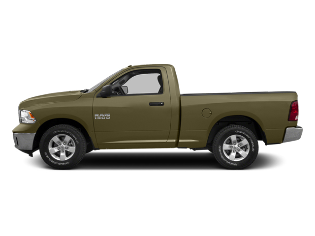 Prairie Pearlcoat 2014 Ram Truck 1500 Pictures 1500 Regular Cab Tradesman 4WD photos side view