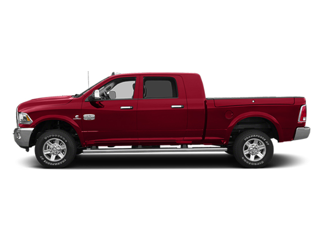 Agriculture Red 2014 Ram Truck 2500 Pictures 2500 Mega Cab SLT 4WD photos side view