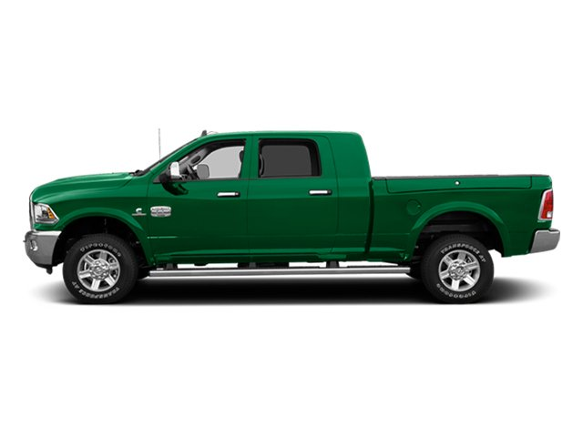 Bright Green 2014 Ram Truck 2500 Pictures 2500 Mega Cab SLT 4WD photos side view