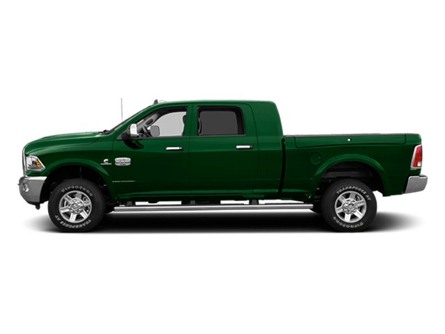 Tree Green 2014 Ram Truck 2500 Pictures 2500 Mega Cab SLT 4WD photos side view
