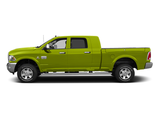 National Safety Yellow 2014 Ram Truck 2500 Pictures 2500 Mega Cab SLT 4WD photos side view