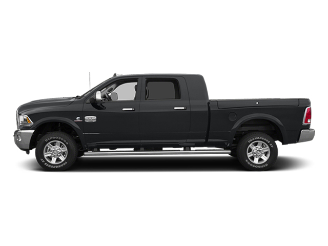 Granite Crystal Metallic Clearcoat 2014 Ram Truck 2500 Pictures 2500 Mega Cab Limited 4WD photos side view