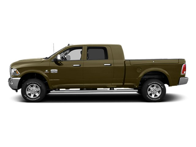 Prairie Pearlcoat 2014 Ram Truck 2500 Pictures 2500 Mega Cab Laramie 4WD photos side view