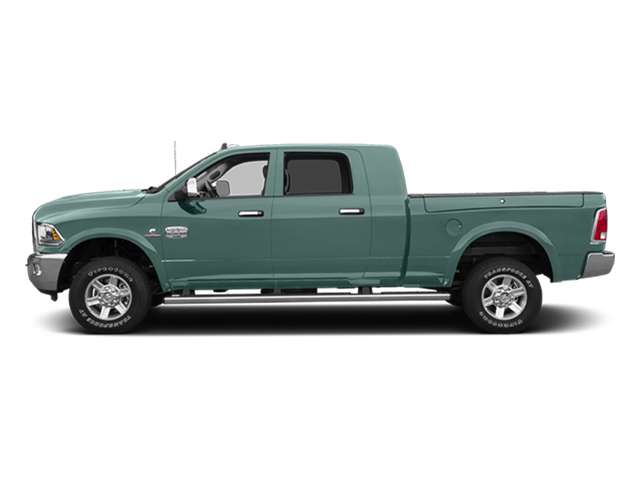 Light Green 2014 Ram Truck 2500 Pictures 2500 Mega Cab SLT 4WD photos side view