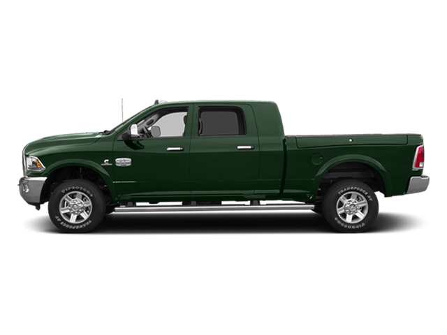 Timberline Green Pearlcoat 2014 Ram Truck 2500 Pictures 2500 Mega Cab SLT 4WD photos side view