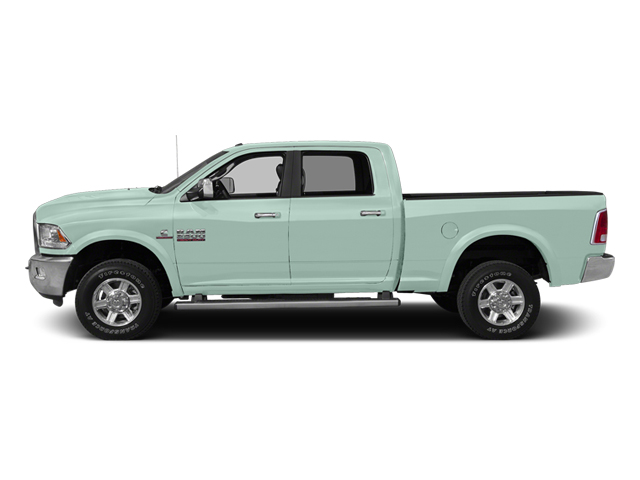 Robin Egg Blue 2014 Ram 2500 Pictures 2500 Crew Cab SLT 2WD photos side view