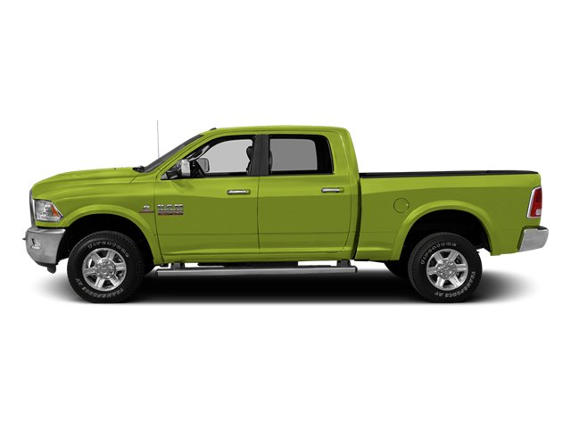 National Safety Yellow 2014 Ram 2500 Pictures 2500 Crew Cab SLT 2WD photos side view