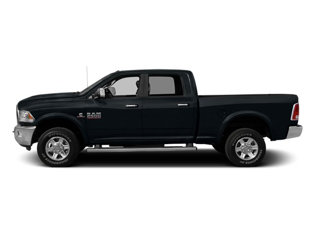 Maximum Steel Metallic Clearcoat 2014 Ram Truck 2500 Pictures 2500 Crew Cab Longhorn 2WD photos side view