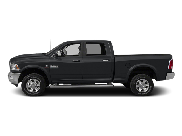 Granite Crystal Metallic Clearcoat 2014 Ram Truck 2500 Pictures 2500 Crew Cab Longhorn 2WD photos side view