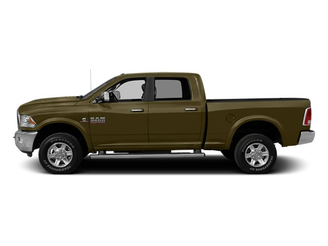 Prairie Pearlcoat 2014 Ram Truck 2500 Pictures 2500 Crew Cab Longhorn 4WD photos side view
