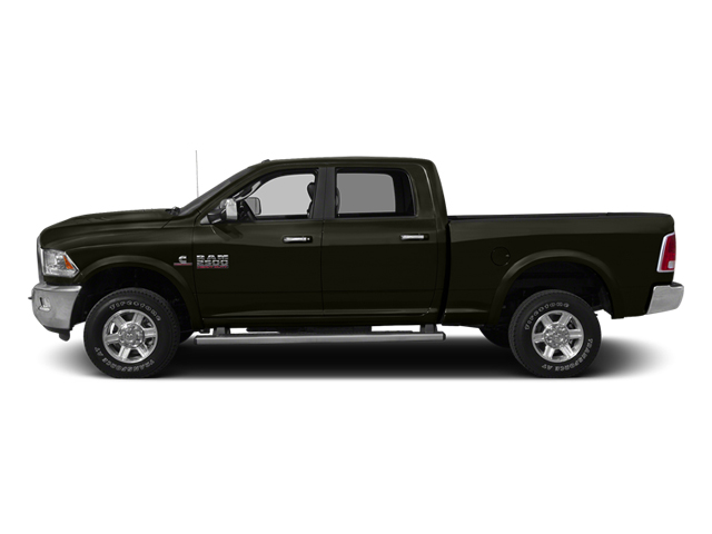 Black Gold Pearlcoat 2014 Ram Truck 2500 Pictures 2500 Crew Cab Longhorn 2WD photos side view