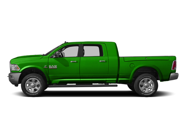 Hills Green 2014 Ram Truck 3500 Pictures 3500 Mega Cab SLT 2WD photos side view