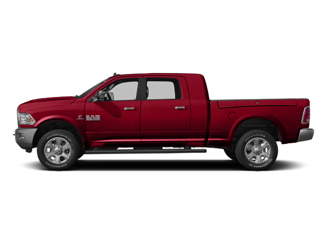 Agriculture Red 2014 Ram Truck 3500 Pictures 3500 Mega Cab SLT 2WD photos side view