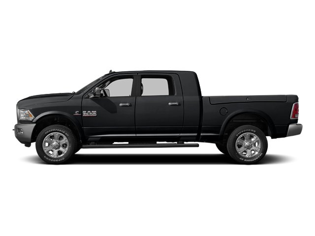 Granite Crystal Metallic Clearcoat 2014 Ram Truck 3500 Pictures 3500 Mega Cab SLT 2WD photos side view