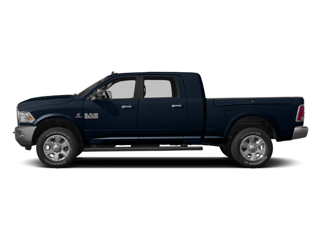 True Blue Pearlcoat 2014 Ram Truck 3500 Pictures 3500 Mega Cab Limited 2WD photos side view