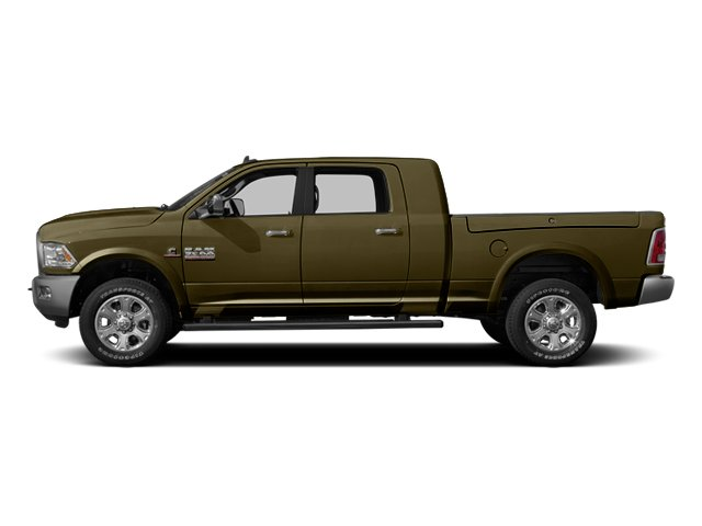 Prairie Pearlcoat 2014 Ram Truck 3500 Pictures 3500 Mega Cab SLT 2WD photos side view
