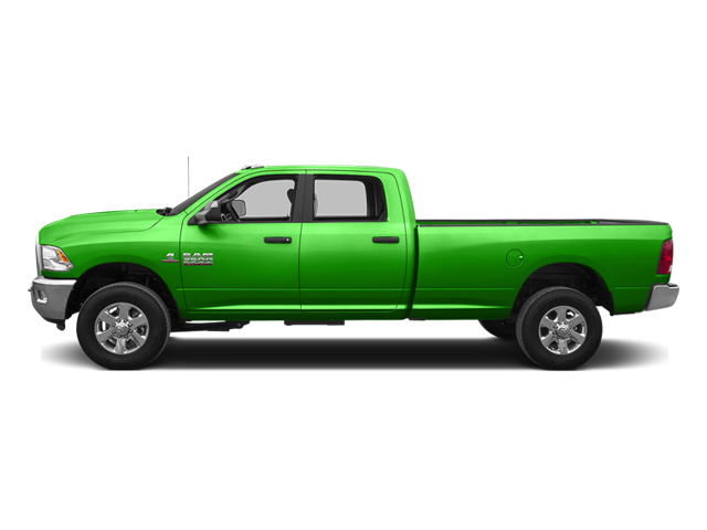 Hills Green 2014 Ram Truck 3500 Pictures 3500 Crew Cab Tradesman 4WD photos side view