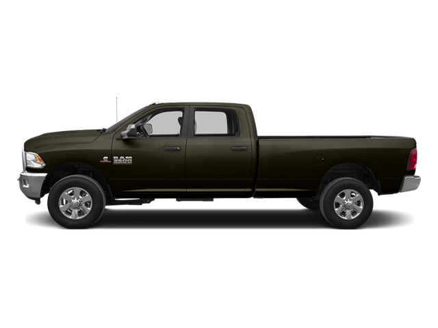 Dark Brown 2014 Ram Truck 3500 Pictures 3500 Crew Cab Tradesman 4WD photos side view