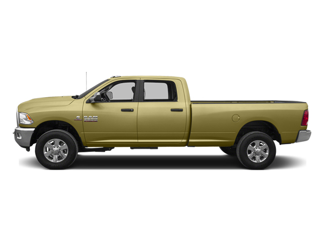Light Cream 2014 Ram Truck 3500 Pictures 3500 Crew Cab Tradesman 4WD photos side view