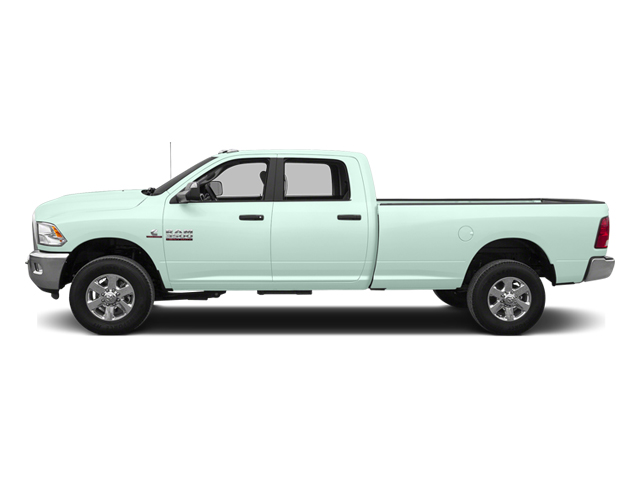 Robin Egg Blue 2014 Ram Truck 3500 Pictures 3500 Crew Cab Tradesman 4WD photos side view
