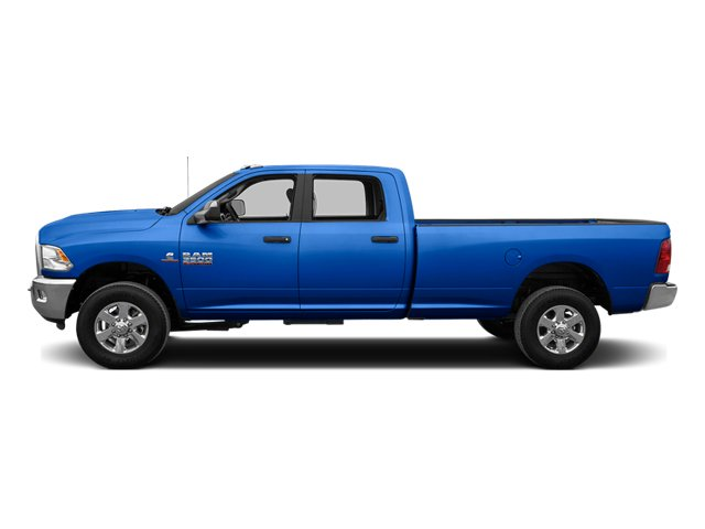 Holland Blue 2014 Ram Truck 3500 Pictures 3500 Crew Cab SLT 2WD photos side view