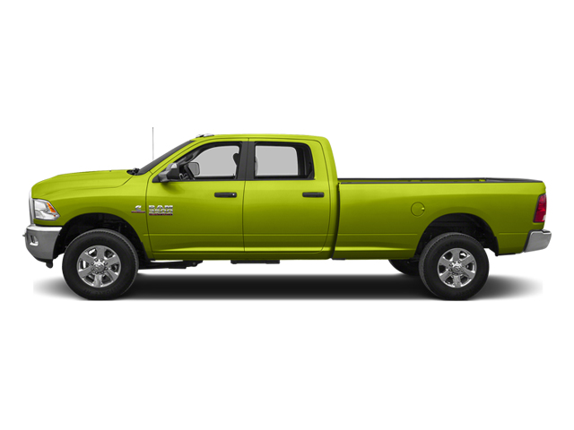 National Safety Yellow 2014 Ram Truck 3500 Pictures 3500 Crew Cab Tradesman 4WD photos side view