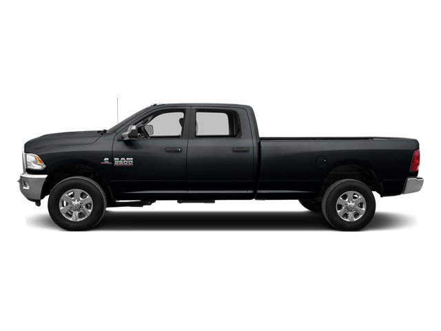 Maximum Steel Metallic Clearcoat 2014 Ram Truck 3500 Pictures 3500 Crew Cab Longhorn 4WD photos side view