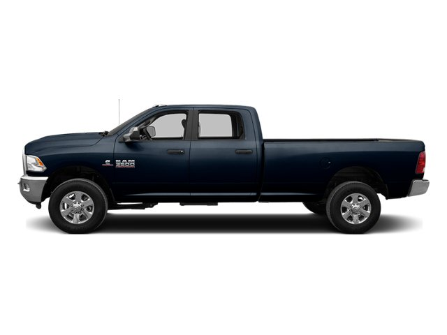 True Blue Pearlcoat 2014 Ram Truck 3500 Pictures 3500 Crew Cab Longhorn 4WD photos side view