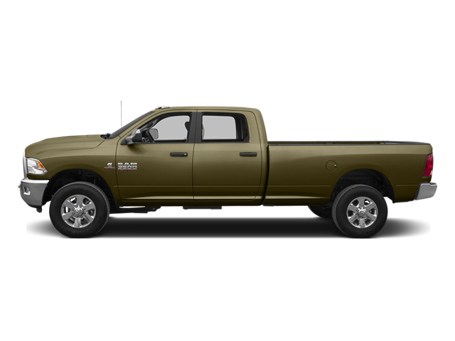 Prairie Pearlcoat 2014 Ram Truck 3500 Pictures 3500 Crew Cab Longhorn 2WD photos side view