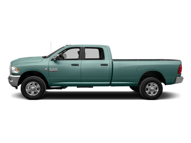 Light Green 2014 Ram Truck 3500 Pictures 3500 Crew Cab Tradesman 4WD photos side view