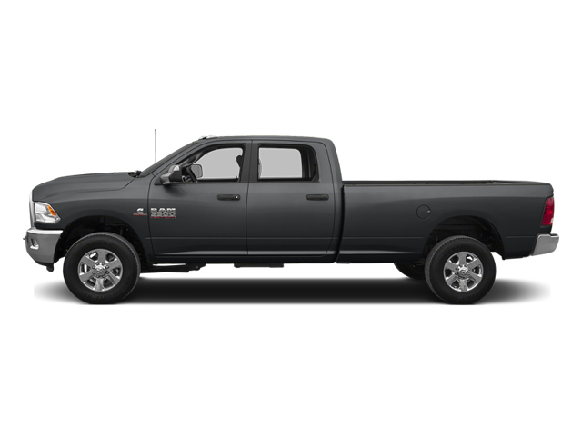 Detonator Yellow Clearcoat 2014 Ram Truck 3500 Pictures 3500 Crew Cab Tradesman 4WD photos side view