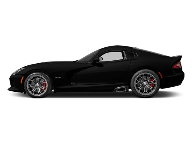 Special Paint 2014 Dodge SRT Viper Pictures SRT Viper 2 Door Coupe photos side view