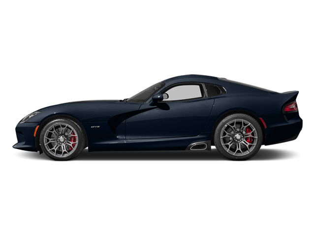 GTS-R Blue Pearlcoat 2014 Dodge SRT Viper Pictures SRT Viper 2 Door Coupe photos side view