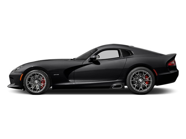 Gunmetal Pearl 2014 Dodge SRT Viper Pictures SRT Viper 2 Door Coupe photos side view