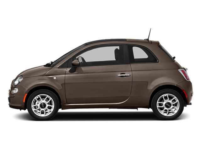 Espresso 2014 FIAT 500 Pictures 500 Hatchback 3D Sport I4 photos side view