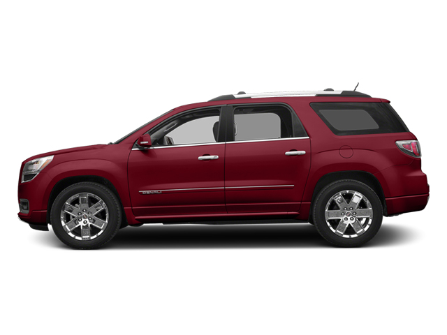 Crystal Red Tintcoat 2014 GMC Acadia Pictures Acadia Wagon 4D Denali AWD photos side view