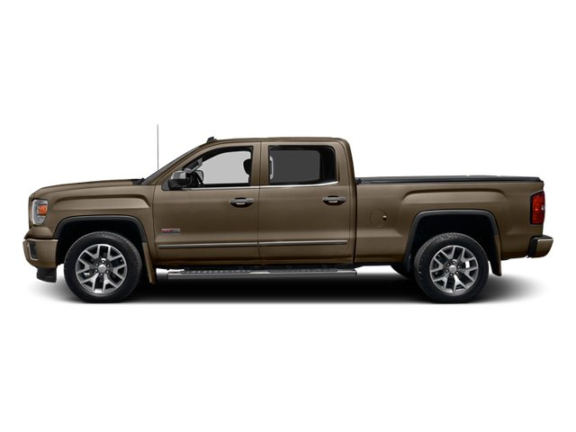 Bronze Alloy Metallic 2014 GMC Sierra 1500 Pictures Sierra 1500 Crew Cab 2WD photos side view