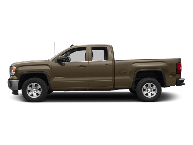 Bronze Alloy Metallic 2014 GMC Sierra 1500 Pictures Sierra 1500 Extended Cab SLE 2WD photos side view