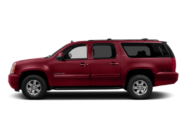 Crystal Red Tintcoat 2014 GMC Yukon XL Pictures Yukon XL Utility K1500 SLE 4WD photos side view