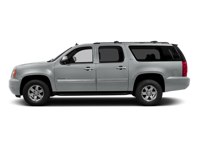 Quicksilver Metallic 2014 GMC Yukon XL Pictures Yukon XL Utility K1500 SLE 4WD photos side view