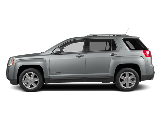 Quicksilver Metallic 2014 GMC Terrain Pictures Terrain Utility 4D SLT AWD photos side view