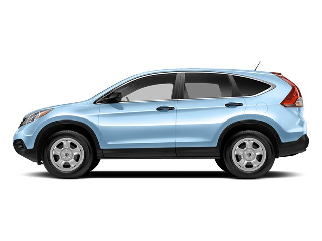 Mountain Air Metallic 2014 Honda CR-V Pictures CR-V Utility 4D LX 2WD I4 photos side view
