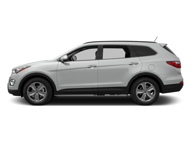 Circuit Silver 2014 Hyundai Santa Fe Pictures Santa Fe Utility 4D GLS Technology AWD photos side view