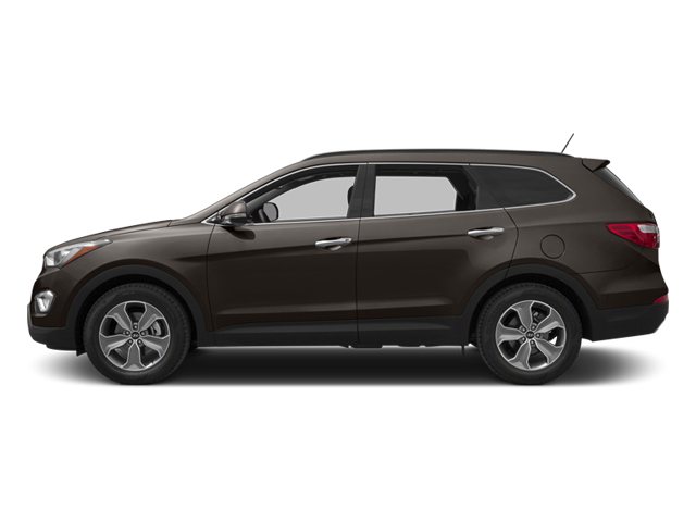 Frosted Mocha 2014 Hyundai Santa Fe Pictures Santa Fe Utility 4D GLS Technology AWD photos side view
