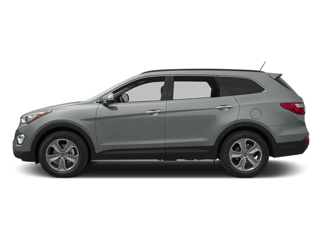 Iron Frost 2014 Hyundai Santa Fe Pictures Santa Fe Utility 4D GLS Technology AWD photos side view