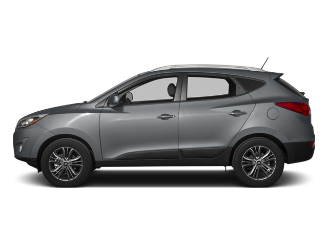 Shadow Grey 2014 Hyundai Tucson Pictures Tucson Utility 4D Limited AWD I4 photos side view