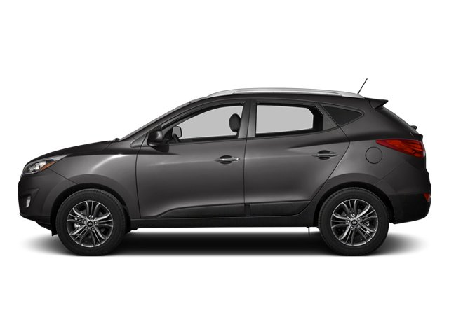 Graphite Gray 2014 Hyundai Tucson Pictures Tucson Utility 4D Limited AWD I4 photos side view