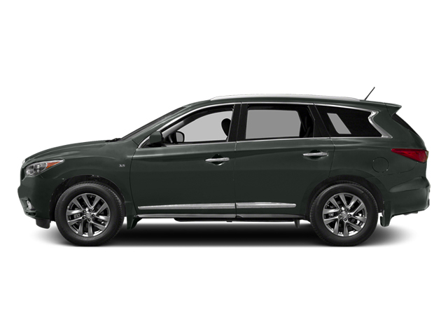 Emerald Graphite 2014 INFINITI QX60 Pictures QX60 Utility 4D AWD V6 photos side view