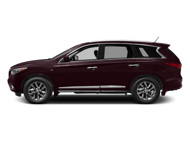 Midnight Garnet 2014 INFINITI QX60 Pictures QX60 Utility 4D 2WD V6 photos side view